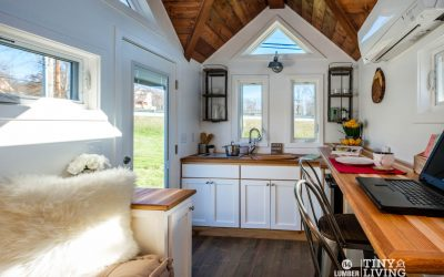 84 Tiny Living, a division of 84 Lumber, builds tiny houses to support minimalist lifestyles