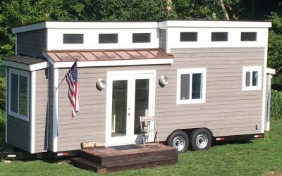 Tori and Ken Pond, owners of Craft and Sprout, offer expert insight into the tiny house industry