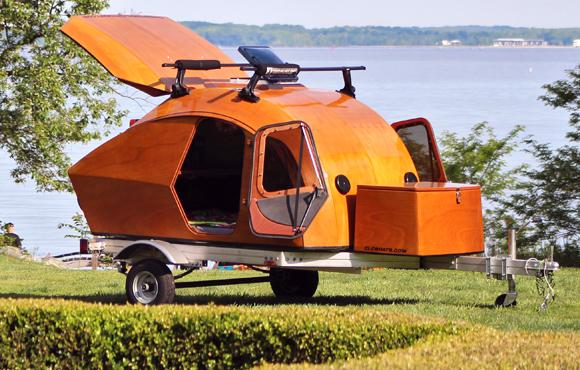 The Most Beautiful Teardrop Camper You Ll Ever See Will Be
