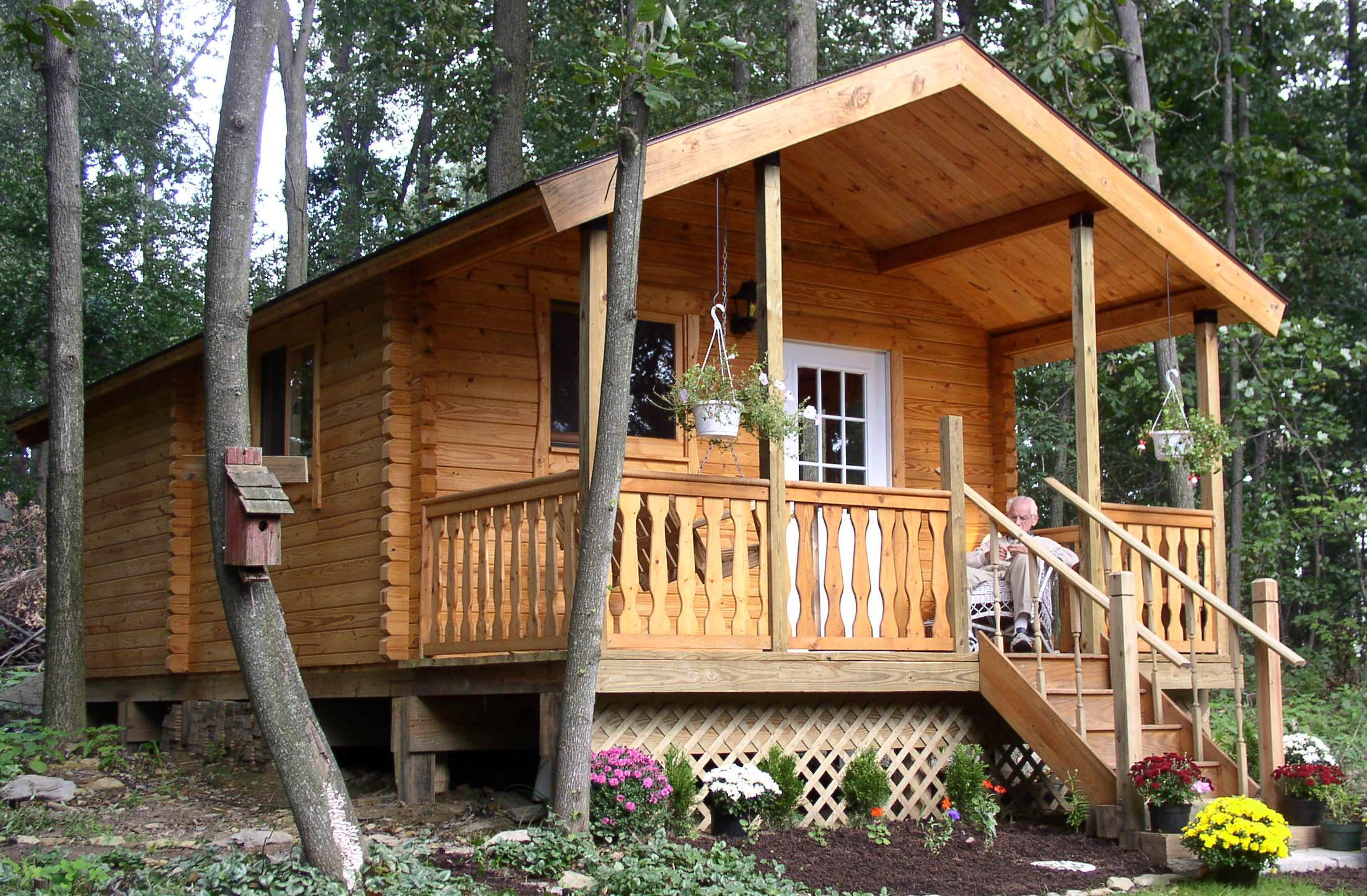 Tiny Log Home Designs: Mid-Atlantic Tiny House Expo