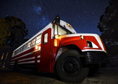 Milky Way Bus
