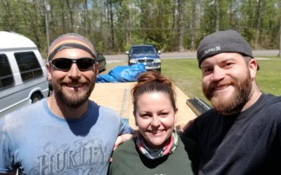 Unlikely partners with a shared passion for life experiences recently launched tiny house construction company, Robin Hood Project, to make a living and do some good in the world