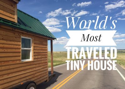 World's Most Traveled THOW